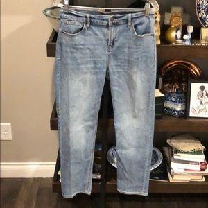 Women's Old Navy Straight Leg Jeans